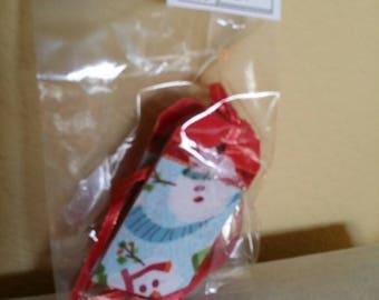Snowman Christmas Gift Tags