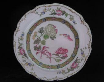 Dinner Plate  George Jones & sons # 19690