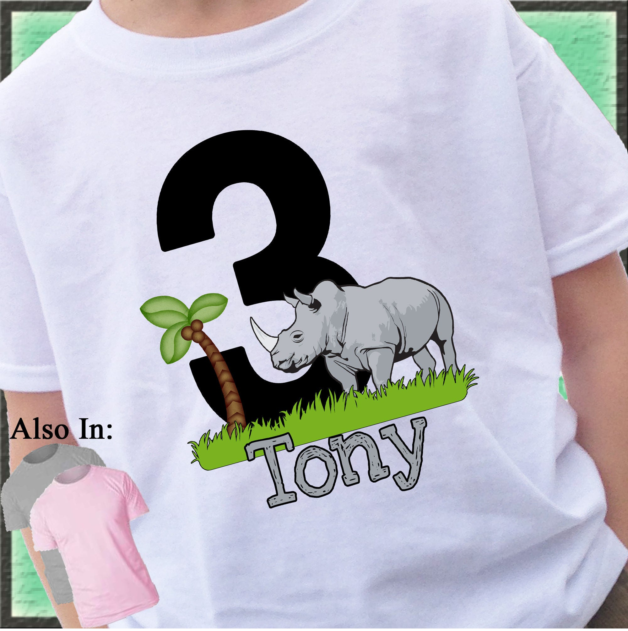 Personalised Birthday T Shirts Near Me