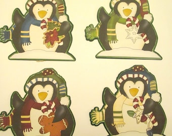 Penguin diecuts