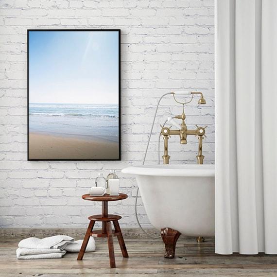 Art, Photography, Home Decor, Beach Landscape, Beach Scene Print, Cottage Home Decor, Ocean  Scene