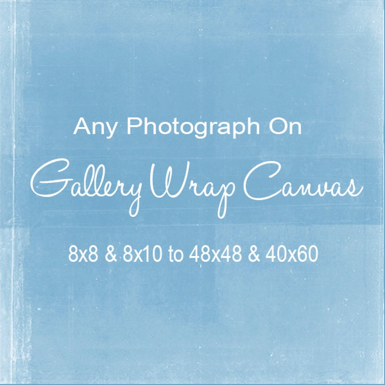 Large Wall Art Gallery Wrap Fine Art Photography Canvas image 0