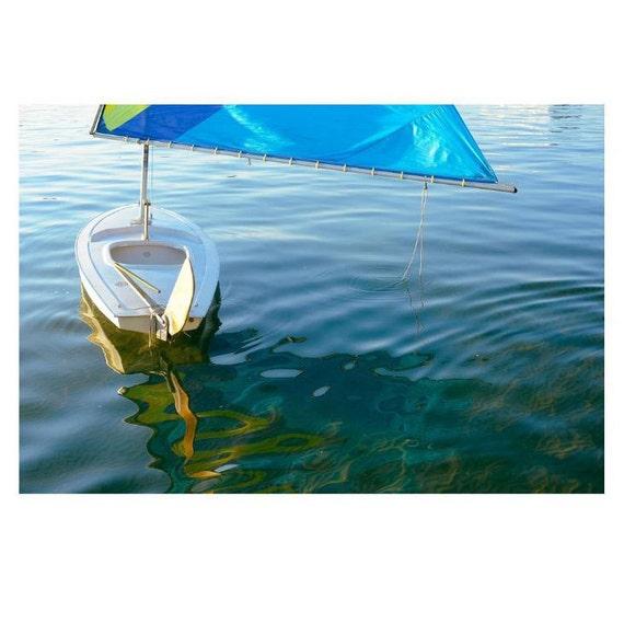 Fine Art Photography, Beach Photography, Coastal Home Decor, Sailing, Summer, 8x10, 11x14, 16x20 or Larger Print