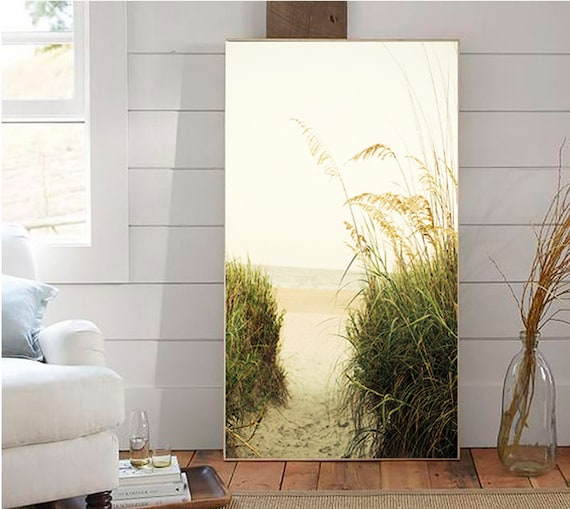 Art, Photography, Home Decor, Beach Landscape, Coastal Dunes Print, Cottage Home Decor, Ocean  Scene, Beach Grasses
