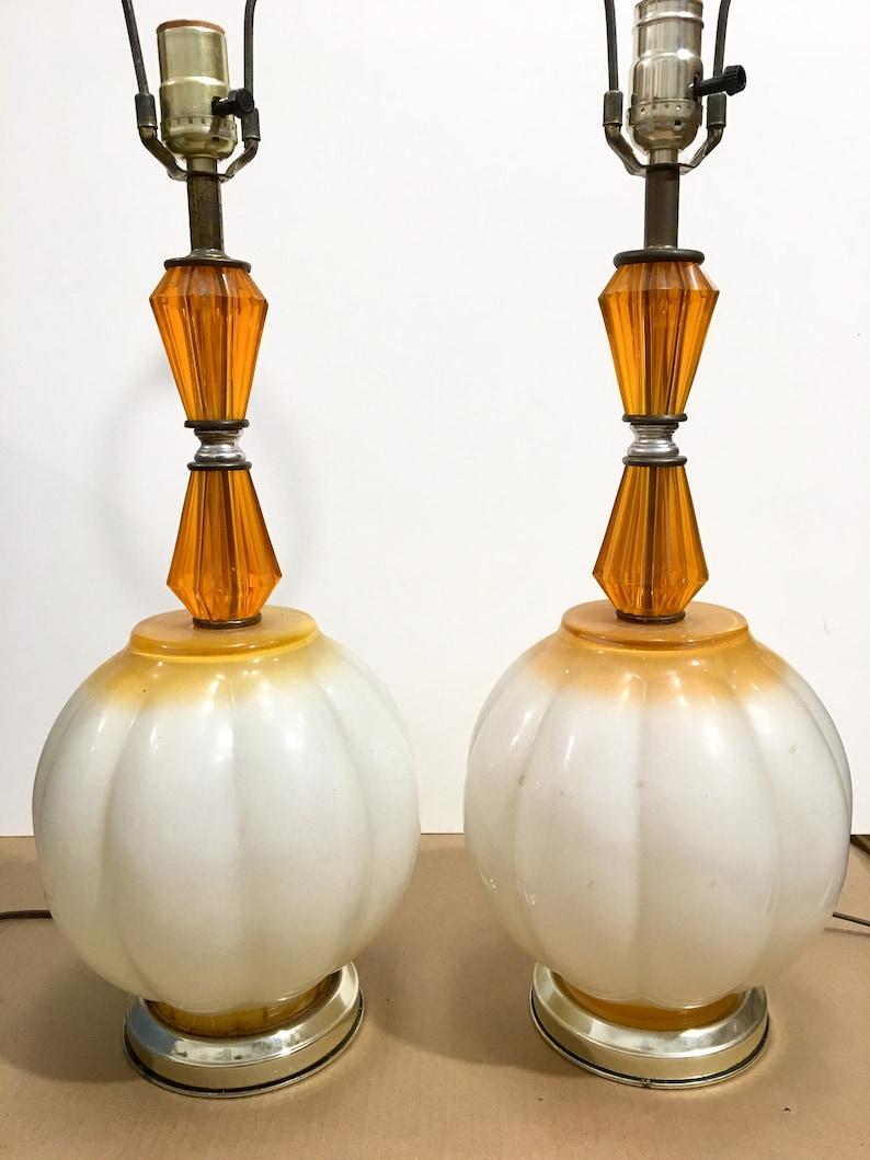 Vintage 60s lamps image 0