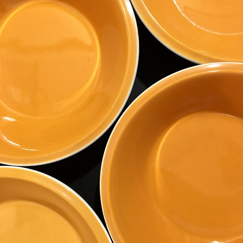 Mikasa Bowls from Accent line in Orange Peel color image 0