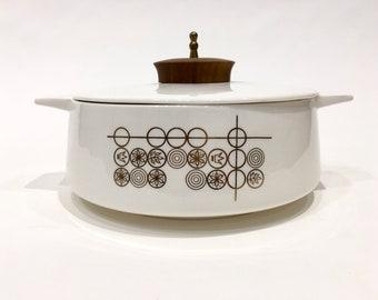 Terrine / Covered Casserole Dish