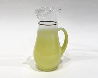 Yellow Blendo Cocktail Pitcher