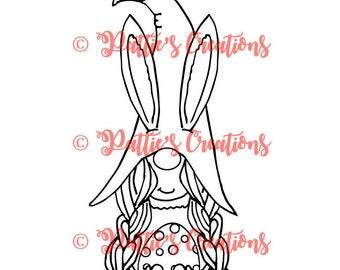 Hippity Hoppity Bunny Gnome