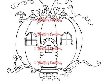 Pumpkin House 2021