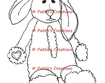 Pattieboops Bunny