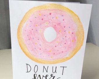 Donut Ever Change