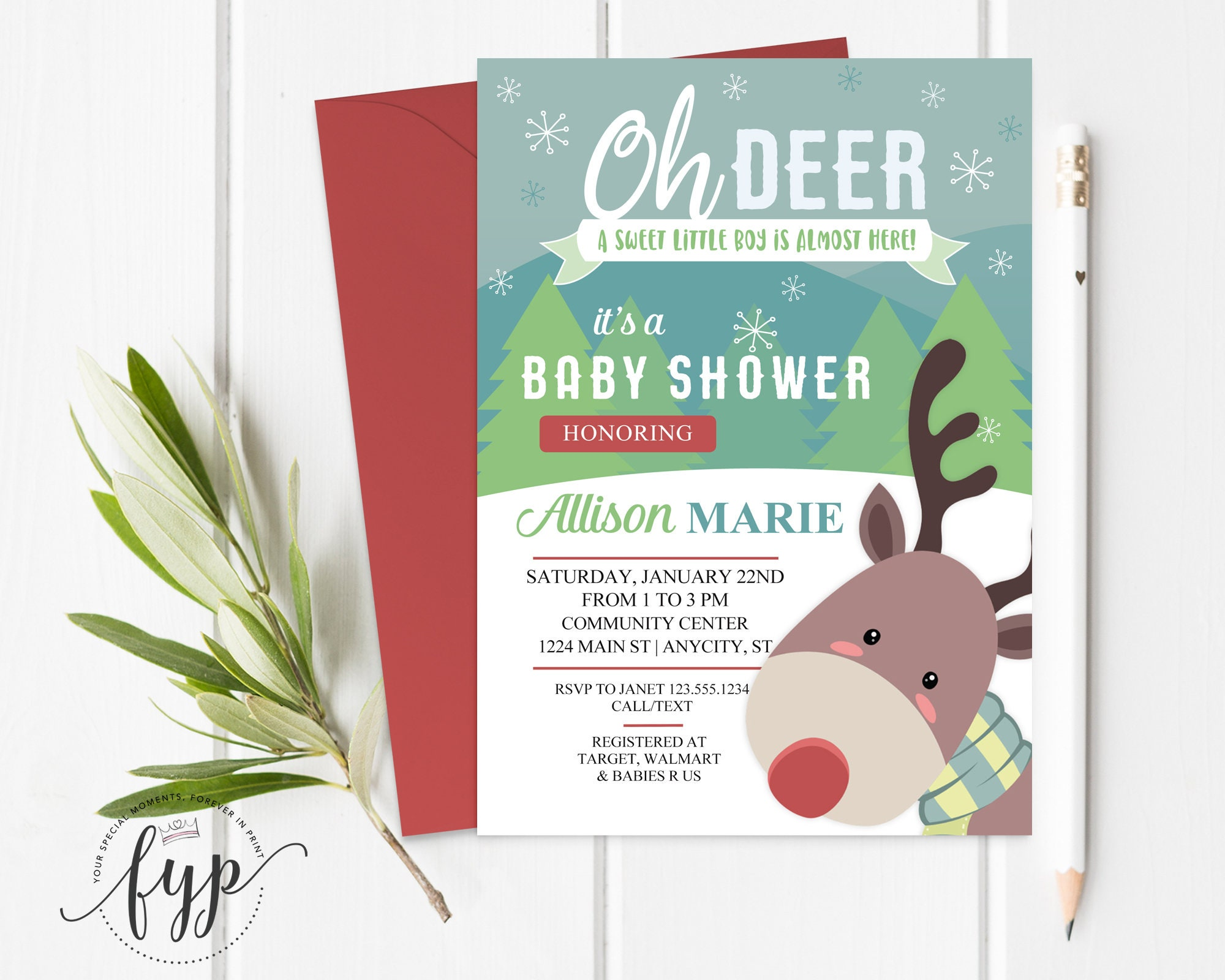 Exelent Target Invitations Bridal Shower Ensign - Invitations and ...
