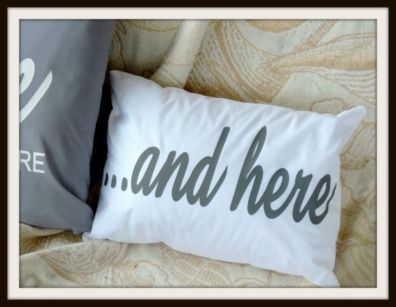 And here.... companion pillow, sex here pillow, lovers pillow, partner pillow, sexy girlfriend gift, newlywed gift