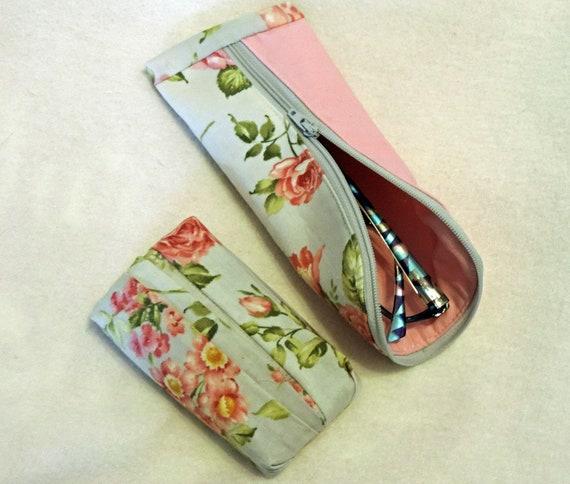 rose gift package, rose eyeglass case, rose tissue case, rose gift box, rose pencil case, gift for mom, gift for teacher, 10 dollar gift