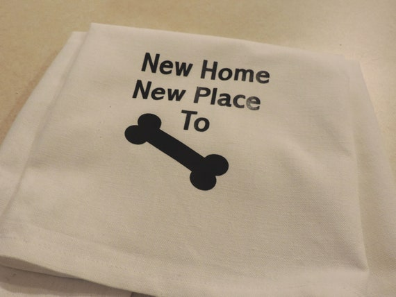 new home gift, new place to bone, housewarming gift, new home towel, sexy housewarming, sexy new home gift, romantic couple gift