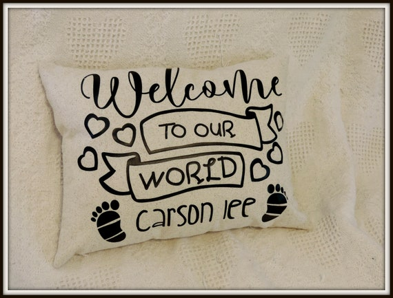 welcome baby gift, new baby gift, baby announcement, baby shower idea, baby room decor, welcome baby boy, welcome baby girl