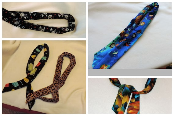 neck cooling scarves, cooling neck tie, parrot cooling tie, retro kitchen cooling collar, leopard cooling collar