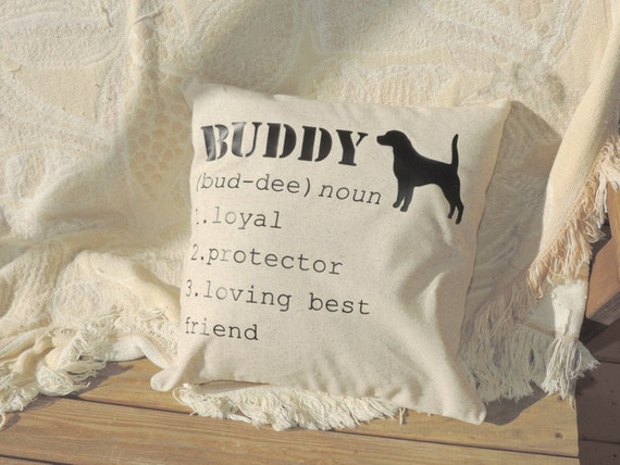 Pet definition Pillow, Dog definition pillow, cat definition pillow, pet lover gift, fur baby pillow, in your words, personalized  pet gift