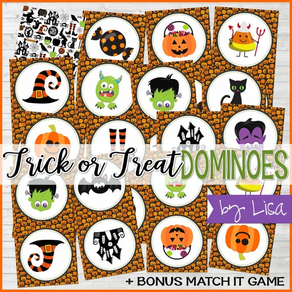 Halloween - Trick or Treat features