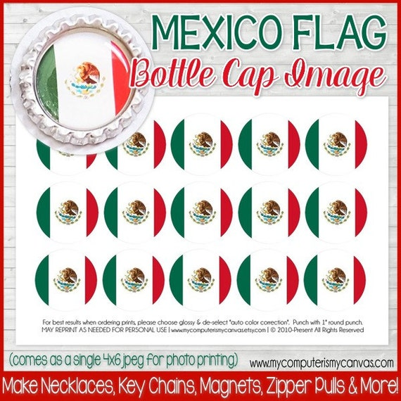 It's just an image of Mexican Flag Printable for irish