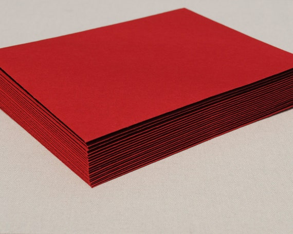 20 red envelopes a2 size etsy