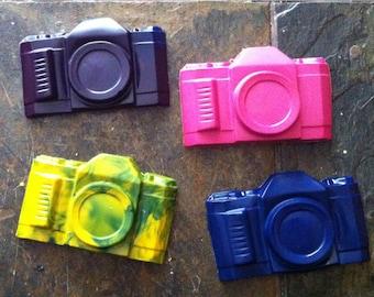 Camera Crayons