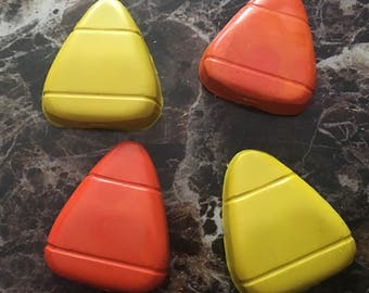 Candy corn crayons