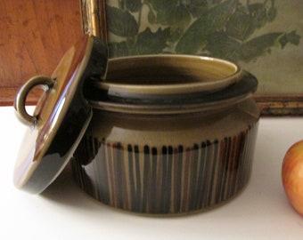 Vintage Arabia Finland Kosmo Casserole Dish, Modernist Baking Dish, Soup Terrine, Crockery, Oven Stew Pot