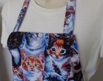 Full Apron - Kitties