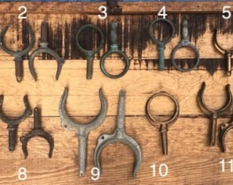 Vintage oar locks for sale