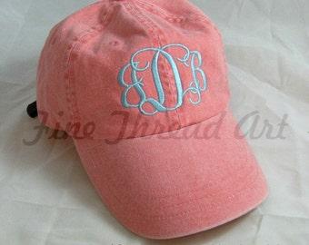 Hats -  Monograms