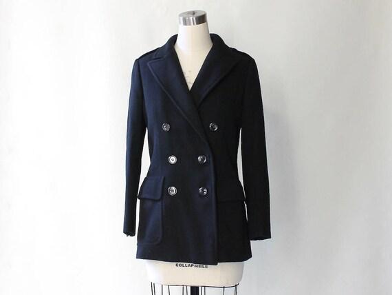 VENTE     caban laine des années 1960 par Margaret Rice     Etsy 9c8a7685f4f