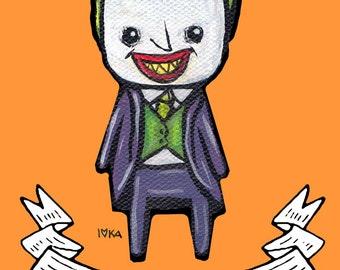 Adorable Joker Print