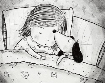 PRINT Bedtime Hugs
