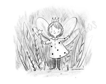 PRINT Fairy Meeting