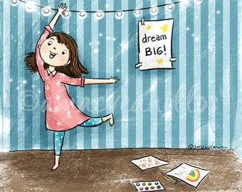 PRINT Dream BIG!