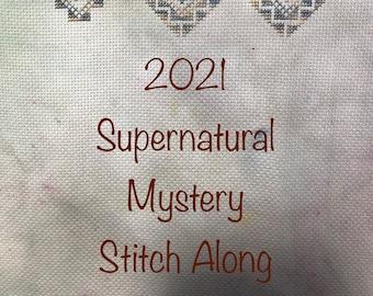 Supernatural Show 2021 Mystery SAL