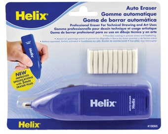 Helix Battery operated Eraser