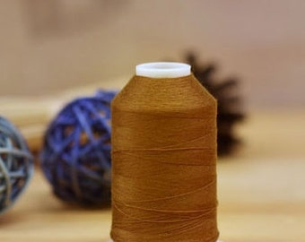 1500 Meters Premium Owl Core Sewing Thread (25 Caramel ) 57144