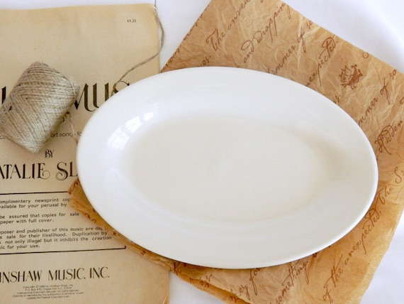 French Country Decor Kitchen Ironstone White Farmhouse Plates Syscoware China. Ironstone Decor White Ironstone Plates Restaurant Ware