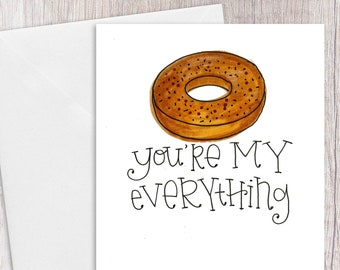 You're My Everything | Greeting Card