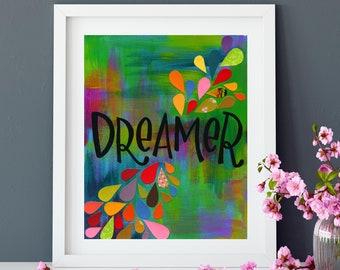 Dreamer | Print
