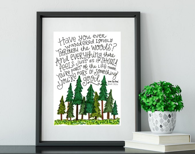 Have You Ever | Brandi Carlile lyrics print