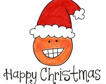 Happy Christmas | Greeting Card