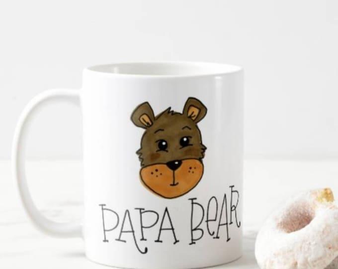 Papa Bear | Coffee Mug