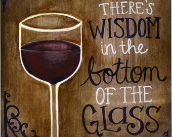 Wine Humor   Magnet