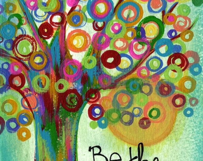 Be the Change | JUMBO magnet