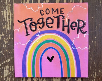 Come Together | Original Painting