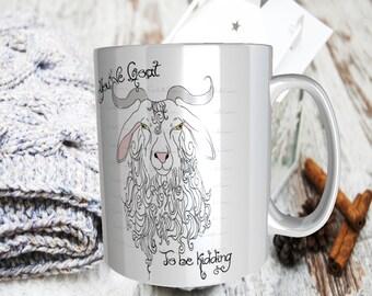 086e8943ed1 Angora Goat Coffee Tea Mug